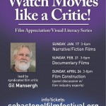 Watch movies Poster like a film critic