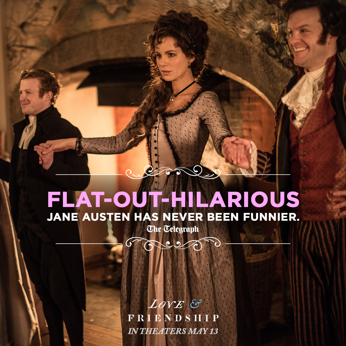 Love & Friendship and A Bigger Splash are Top-Notch