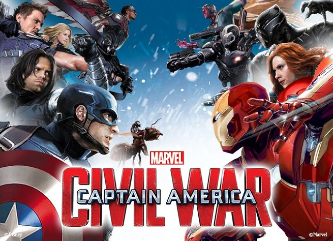 Captain America: Civil War and Sing Street are great!