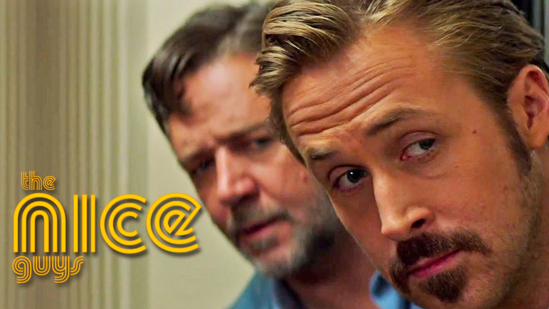 Crowe and Gosling shine as The Nice Guys