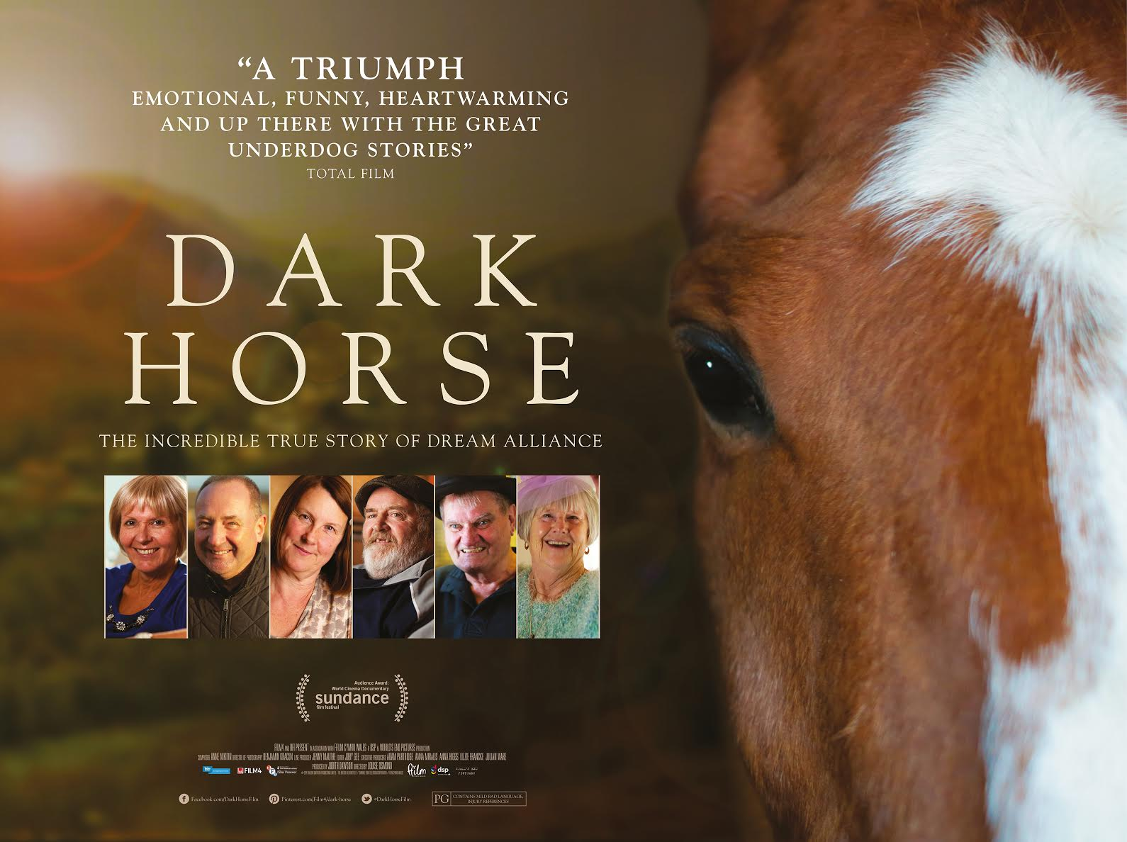 Dark Horse is Delightful
