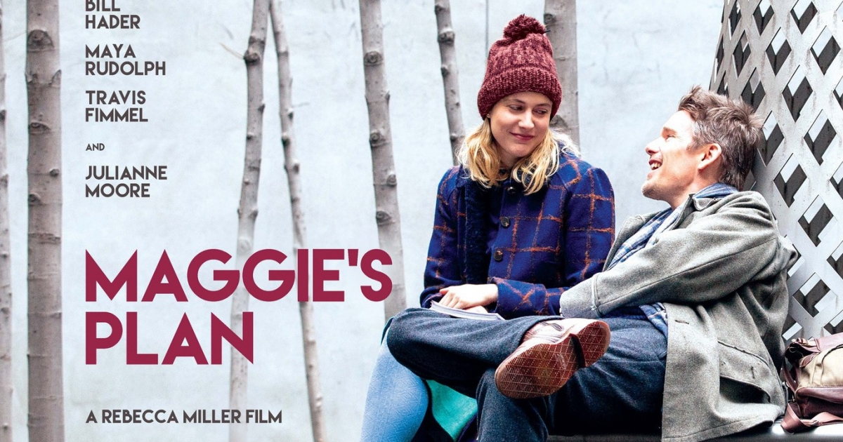 Maggie's Plan Brings Back the Screwball Comedy
